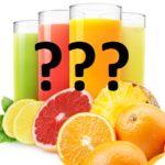 Il succo di frutta non è il massimo della salute